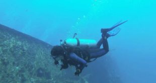 training-scuba-diving