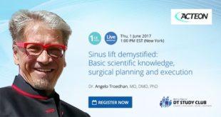 demystifying sinus lift webinar imparts