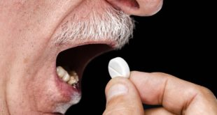 Dry mouth in older adults