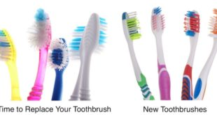 replace their toothbrushes