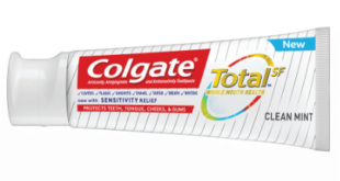 Colgate introduces next generation of Colgate Total toothpaste