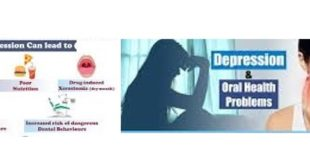 depression and oral health problem