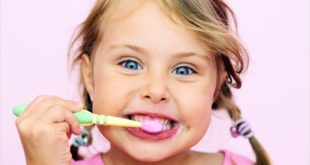Many Kids Use Too Much Toothpaste When They Brush