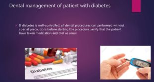 Severe Hypoglycemia During Dental Implant Surgery