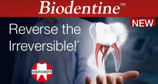 Biodentine opens new treatment option allowing more teeth to be saved