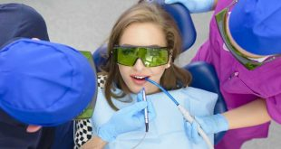 Waterlase laser allows dentists to remove crowns and veneers in 5 minutes or less