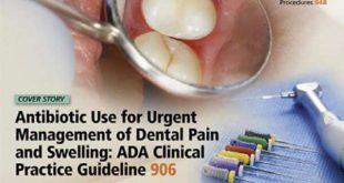 Urgent care ER physicians overprescribing antibiotics for dental issues