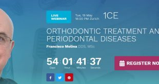 Orthodontic treatment and periodontal diseases
