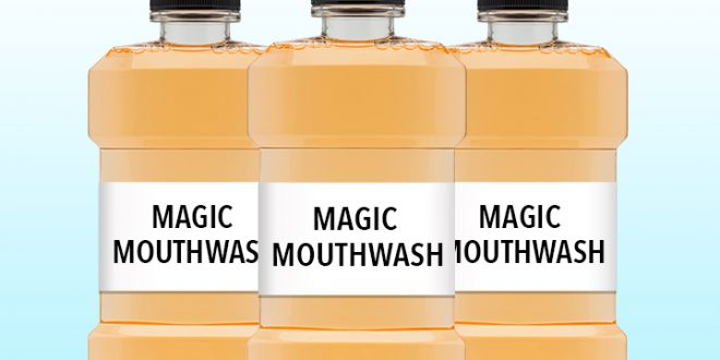 What is magic mouthwash