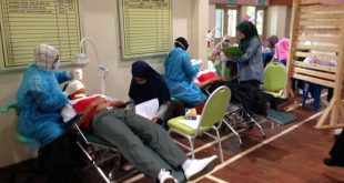Children with disabilities need oral hygiene support