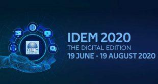 IDEM 2020 online edition starts today